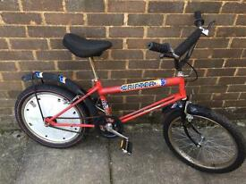 Raleigh Grifter 1981 for spares or repair