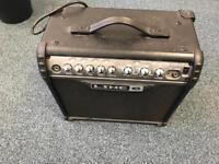Line 6 Spider III 15 watts Guitar Amp GREAT CONDITION AMP GREAT FOR A BEDROOM OR A YOUNGER PLAYER