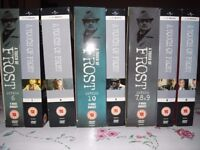A Touch of Frost 24 DVDs - 1 pound per DVD