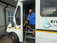MINIBUS DRIVER / SUPPORT OFFICER FOR GRAVESEND BASED CHARITY