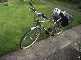 RALEIGH p2000 alu Touring Bike