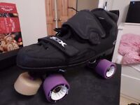 Custom Roller Derby Skates Size UK12