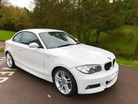 BMW 123d M Sport Automatic, Top Spec, Super Low Mileage