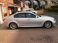 BMW 535d - NEW DUNLOP TYRES/12 MONTHS MOT/FULL SERIVCE HISTORY/SATNAV