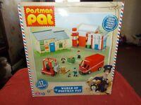 Postman Pat World Of Pat BNIB