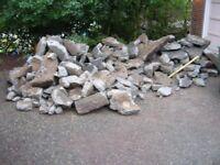 Broken concrete bricks tiles slabs paving rubble sand soil removed 100% recycled