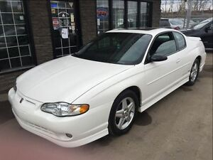 2004 Chevrolet Monte Carlo Supercharged SS 86K!!