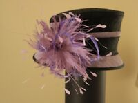Hat (Mother of the Bride) (REVISED PRICE)