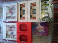 GIFT SETS LOT...×8...ALL NEW