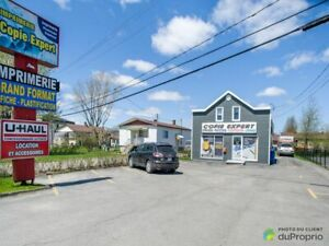 215 000$ - Immeuble commercial à Salaberry-De-Valleyfield