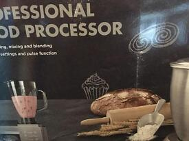 Professional food processor