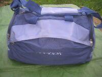 Light Blue Reebok Travel Bag