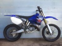 Yamaha YZ139 YZ 125 Big Bore 2004