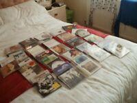 JOB LOT ASSORTMENT OF APPROX 50 CD s