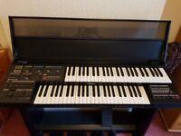 Fantastic condition. Yamaha Electone HE-6 electric organ