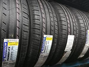 235/65r18 MICHELIN PRIMIER A/S SET OF FOUR BRAND NEW CALL NOW WILL INSTALL!!!