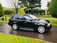Land Rover Range Rover Sport 3.6 V8 - Top spec HSE