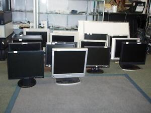 Used LCD Computer Monitors on Sale ( delivery available within TRI-CITY area )