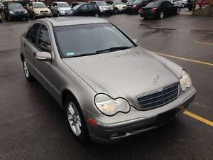 2004 Mercedes-Benz C240 4MATIC SPORTY VERY SMOOTH !!!!!!!!! London Ontario image 7