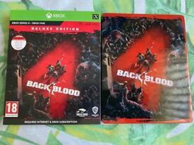 Back 4 blood one xbox one/X