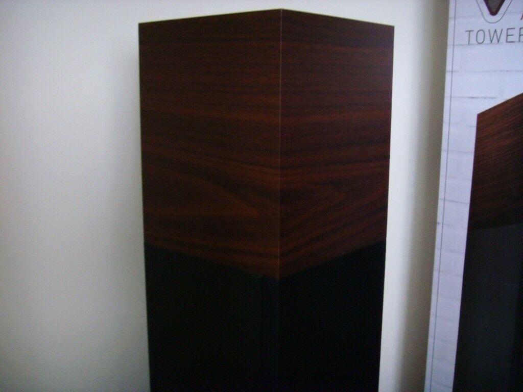 Sharper Image Sbt 1060 Modern Acoustics Bluetooth Tower Speaker Rrp