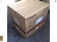 Lexmark MS811dn Mono Laser Printer value £800-£850