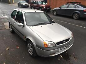 2002 FORD FIESTA SPARES OR REPAIR MOT 6/18 OFFERS??