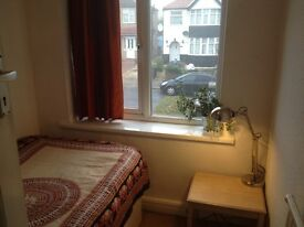 Cosy single room in friendly home Dec-May £400pm all inc.