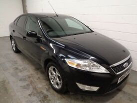FORD MONDEO DIESEL , 2008/58 REG , LOW MILES + HISTORY , YEARS MOT , HUGE SPEC , FINANCE , WARRANTY