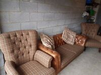 boutique sofa (3-piece suite)