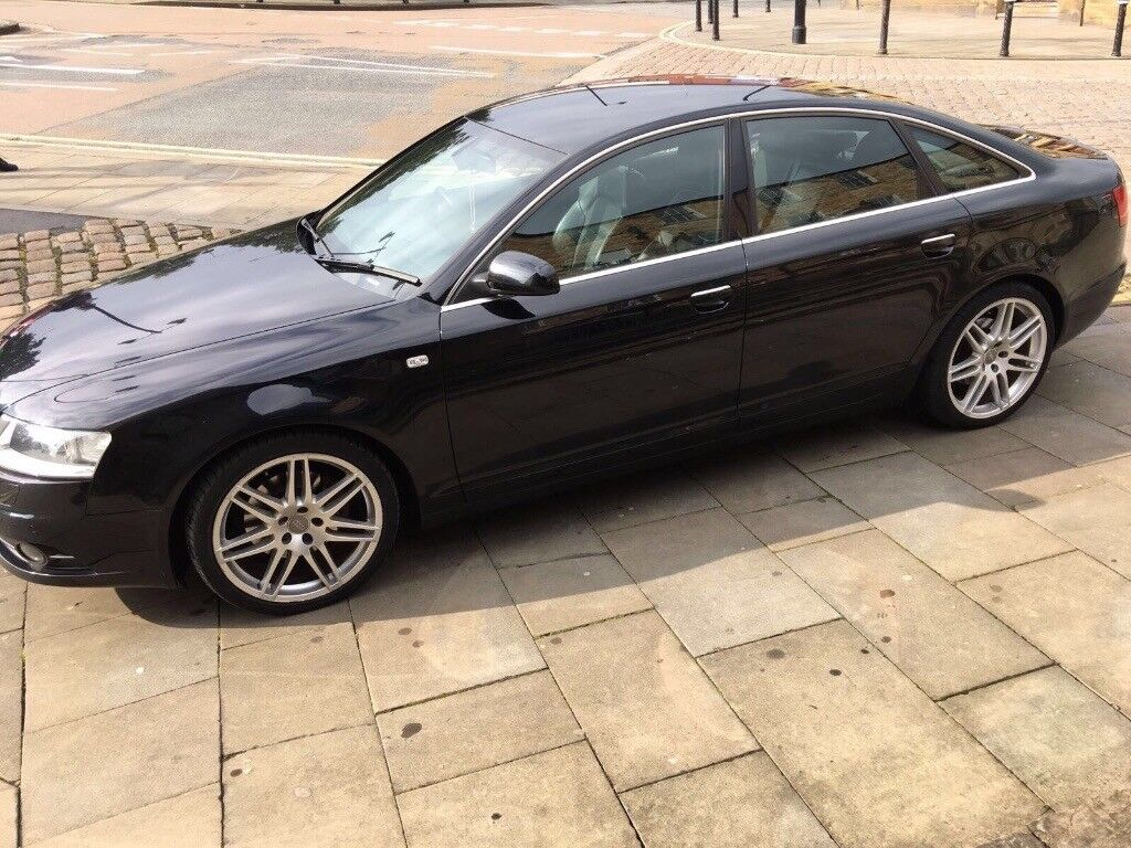 Audi A6 2008 Saloon 2.0tdi S-Line IMMACULATE CONDITION