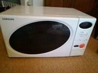 12 volt Microwave for a caravan or motorhome