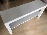 Ikea Tables White FOR SALE very good condition
