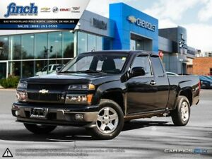 2011 Chevrolet Colorado LT EXTENDED CAB MANUAL 4X2