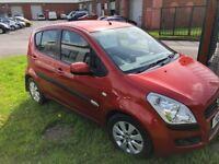 REDUCED Suzuki Splash GLS+ 2011 Low Milage 1.2 Petrol