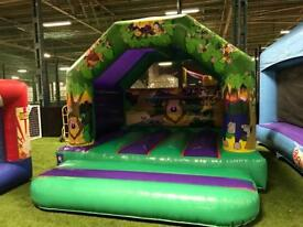 Range of Bouncy Castles for Sale All Airquee