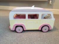 Dolls house camper van