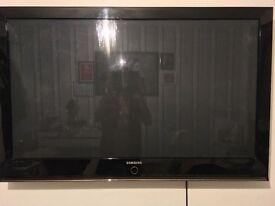50 inch Samsung 1080 Plasma TV HDMI x 3