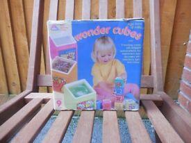 ELC Wonder Cubes – sensory