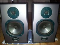 Soundcraft Spirit Absolute 4p Active Studio Monitors. 2x100w amp