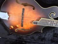 Morgan mandolin