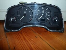 Speedometer for Vauxhall Astra cars