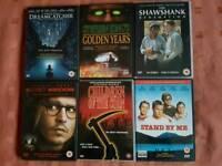 Stephen King DVD Bundle