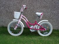 "Girls bike by Trek. 'Mystic' model, 16"" tyres. Suit 5/6 year old. Very good condition (not free)"