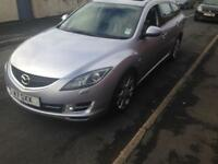 2008 58reg Mazda 6 2.0 Tdci SL Estate Top Of The Range Every Extra