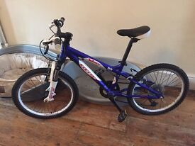 "16"" unisex children's bike"