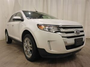 2013 Ford Edge Limited No Accidents Leather Sunroof