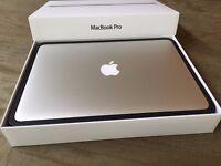 MacBook Pro (Retina, 13-inch, Mid 2014) 128GB SSD i5 Processor