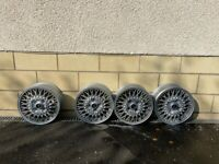 Rare Retro 4x108 Alloy Wheels by OZ Racing