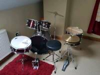 Drum Kit - Mapex Tornado III